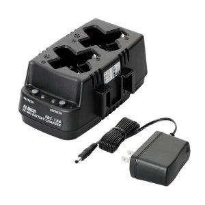 画像1: アルインコ ツイン充電器セット EDC-186A