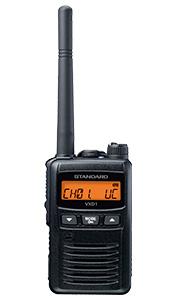 スタンダード 高出力無線機 VXD1